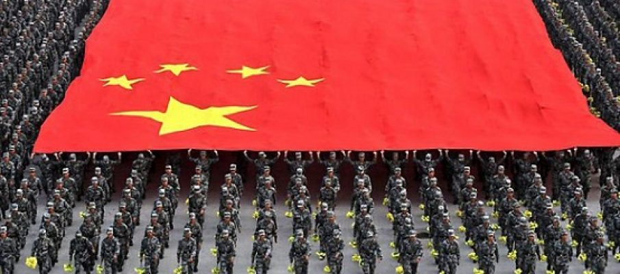 La Cina scivola e l'Occidente affonda