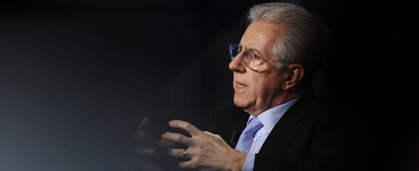 Primo Ministro Mario Monti