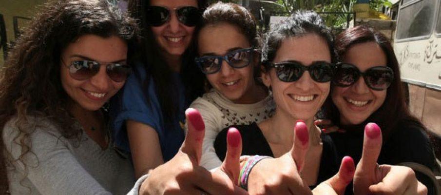 Le donne e la primavera araba