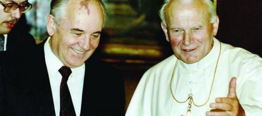 Gorbaciov e il Cardinale