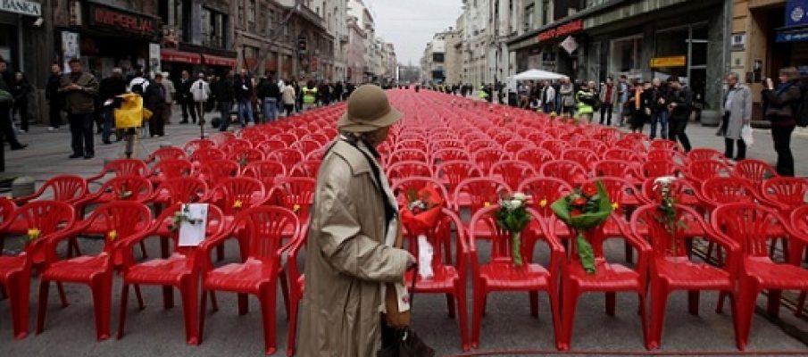 Sarajevo, il dopoguerra non è finito