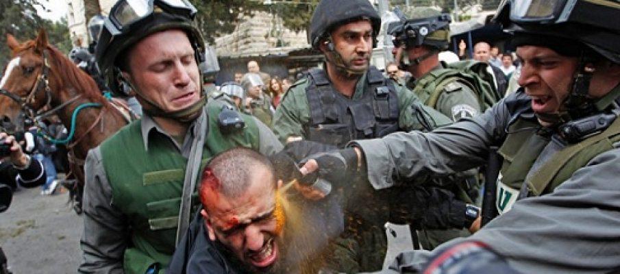 Come ti sistemo i palestinesi. Al pepe