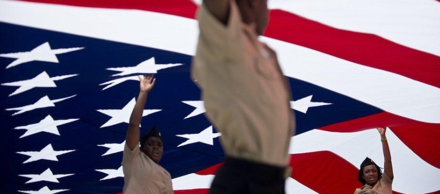 Travolti dal solito destino americano
