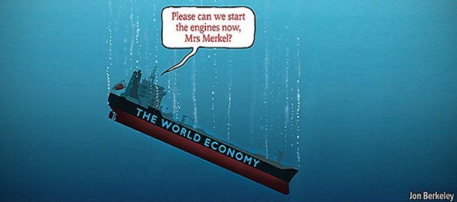 «Signora Merkel, tocca a lei»