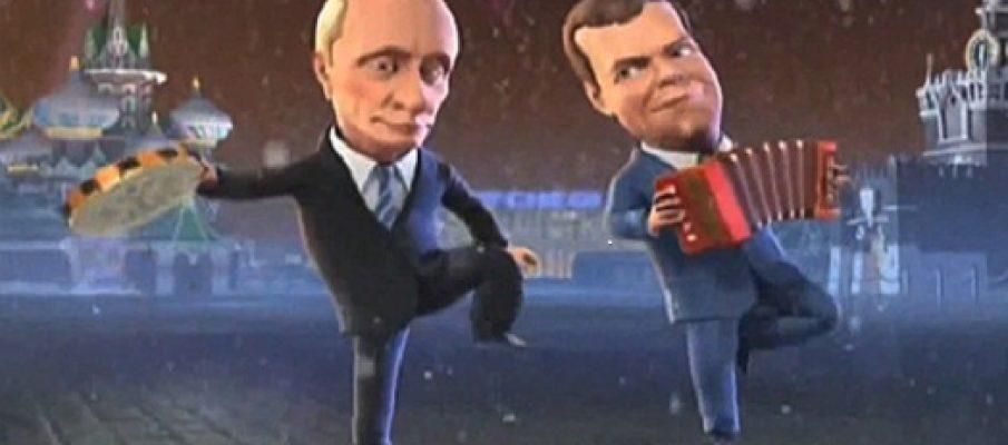 I blogger si divertono ad attaccare il Cremlino
