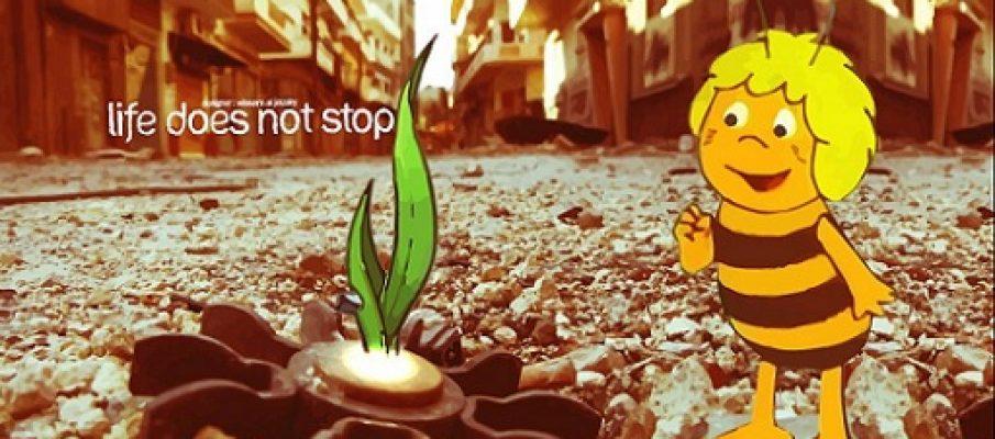 Siria, colpi d'artista