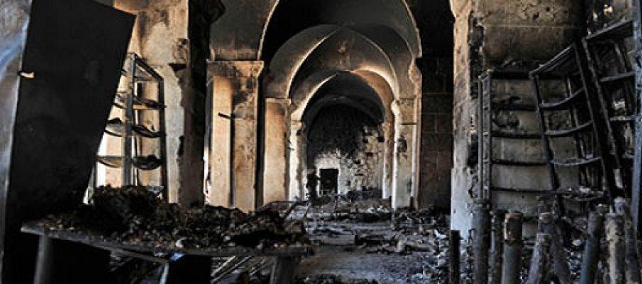 Il futuro della Siria ridotto in macerie