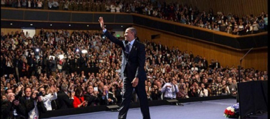 Su quale pianeta è vissuto Obama sinora?