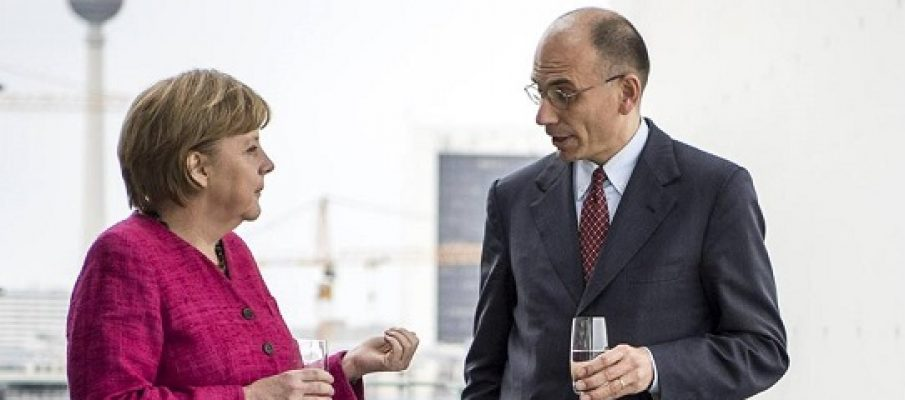 Dove trova i soldi, herr Letta?