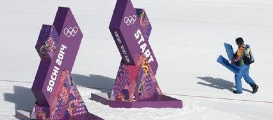 Il furore russo sulle nevi di Sochi