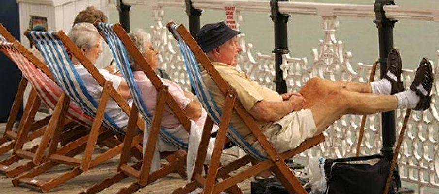 Anziani di troppo? C'è la soluzione inglese