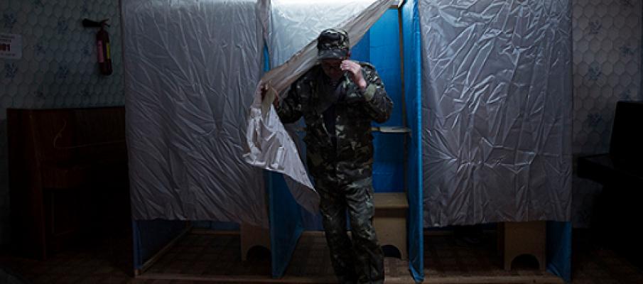 Crimea, né pace né guerra