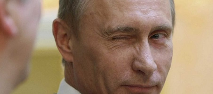 La follia del presidente Putin
