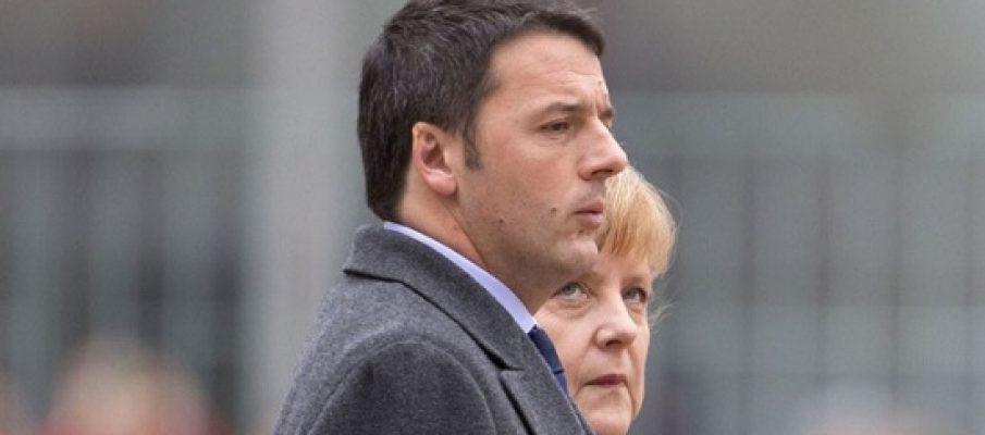 Per Angela Merkel, Renzi è il matador