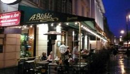 Il famoso Café Blickle