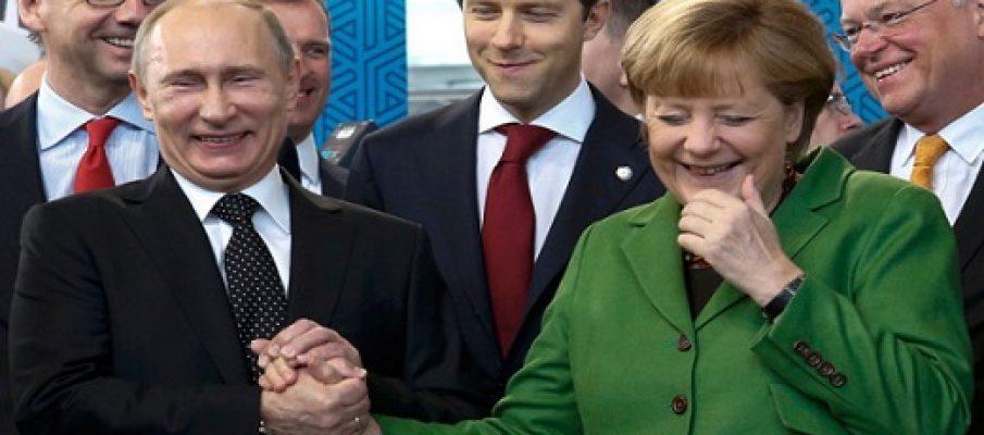 Non c'è pace con panzer Merkel