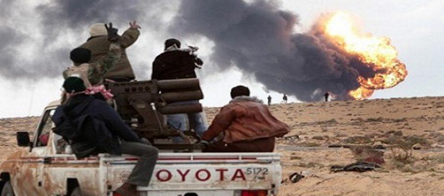 Libia, in fumo 3 miliardi di Expo