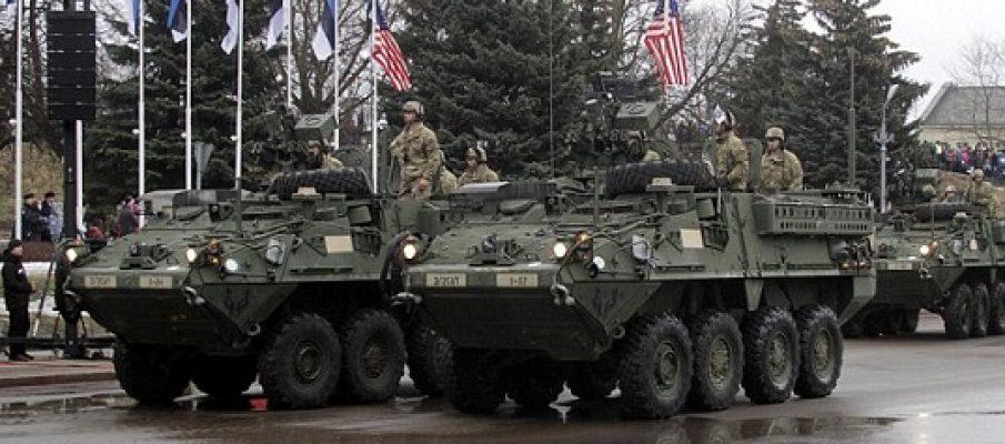 """Gli Usa e la """"dimostrazione di forza"""""""