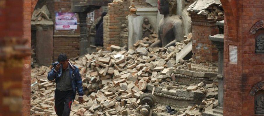 Il terremoto in Nepal in 10 immagini