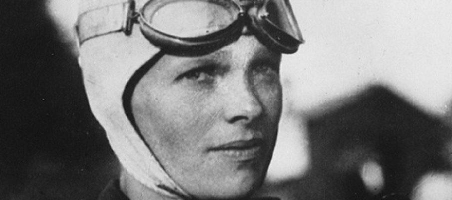 L'ultimo video dell'aviatrice Amelia