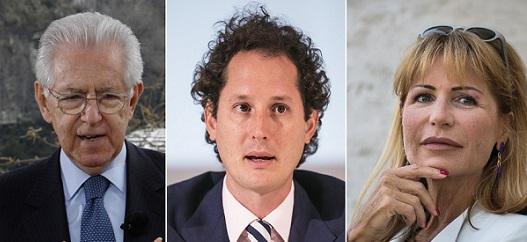 GLI ITALIANI - Tre conferme e due ritorni per la 'pattuglia' italiana del meeting 2015 del Gruppo Bilderberg, che si terrà a Telfs-Buchen, in Austria dall'11 al 14 giugno prossimi. Infatti oltre a Mario Monti e Franco Bernabé, che siedono nel comitato direttivo dell'associazione considerata fra la più influenti ma anche segrete del mondo, e al presidente di Fca John Elkann (che era stata la new entry del 2014) il nostro paese sarà rappresentato dalla giornalista Lilli Gruber (che era già stata invitata nel 2013 e in un certo senso sostituisce la collega Monica Maggioni) e l'imprenditore Gianfelice Rocca, anch'egli già incluso nel gruppo di due anni fa.