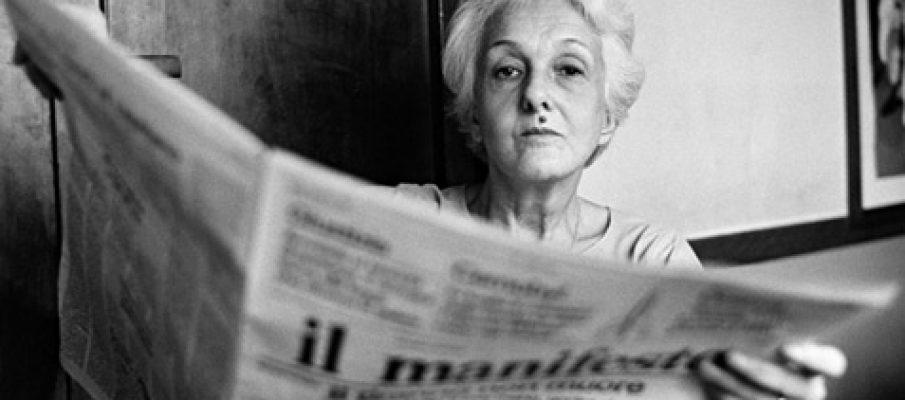 Rossana Rossanda, una vita a sinistra