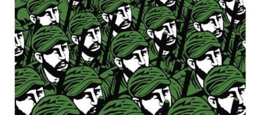 Non passeranno, Comandante Fidel!