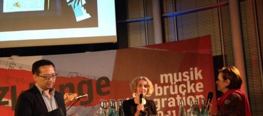 Mostra a Berlino di una pittrice romana che si ispira ai versi di un poeta cinese