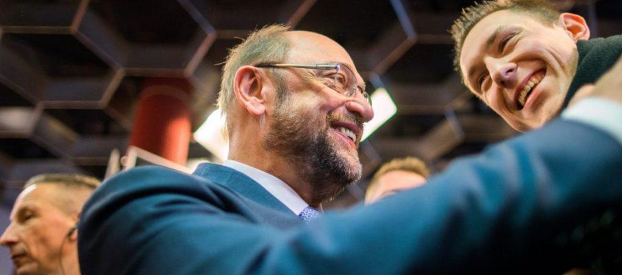 Martin Schulz, più ne sbaglia e più la Sinistra ci rimette