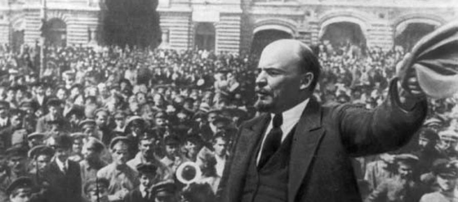 Nel centesimo anniversario della Rivoluzione Russa