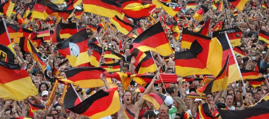 Il tedesco? Una processione di lettere dell´alfabeto
