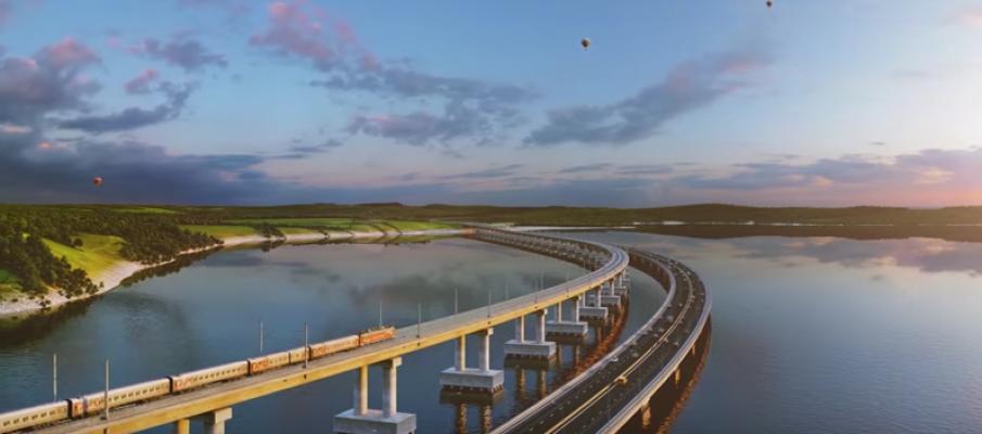 Il ponte di Kerch nel destino della Crimea