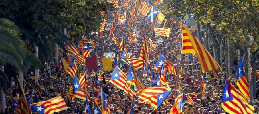 Catalogna, la battaglia d' Ottobre