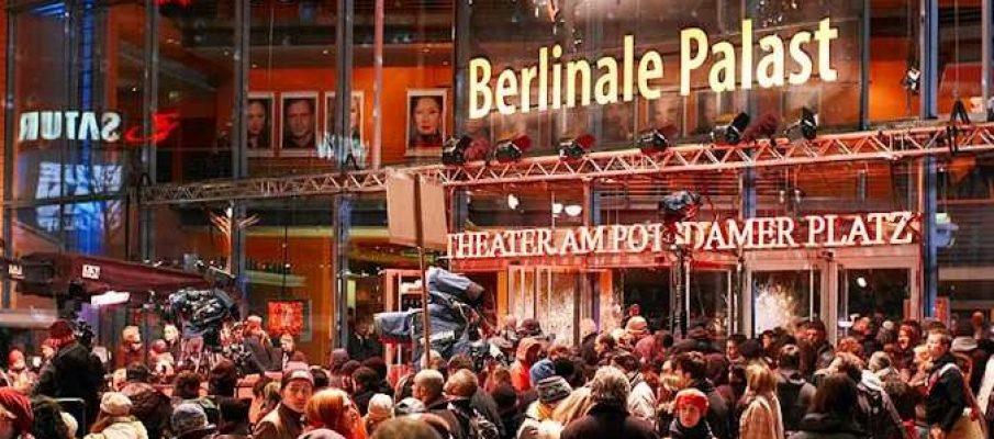 Berlinale68°. Eine Torte namens 'Mimosa' für die Frauen des Kinos